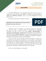 Aula08 Controle Externo p Tcu Auditor e Tecnico Com Correcao de Uma Redacao Controle Externo Tcu 2012 Dicas Peca Tecnica Erick Alves 14871