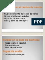 Especificaciones Del Embrague1