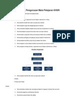 Pengurusan Pentadbiran & Bengkel KHSR