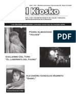 El Kiosko Magazine Issue 1