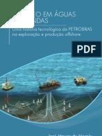 Livro Petrobras Aguas Profundas