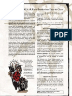 KORDEL SHORGAAR, Porte-ÉTendard Des ÉpéEs Du Chaos Kordel Shorgaar