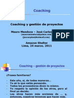 Coaching - Amazon Shelter-24!3!11