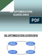 3G Optimization Documents
