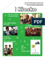 El Kiosko Magazine Issue 5.