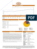 FMG Africa Fund Factsheet