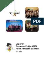 Laporan Pameran AMPL. Jambore Sanitasi 2013