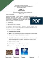 Unidad IV Disoluciones Corregida 2013