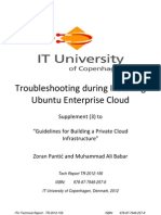 Guidelines to Private Cloud Companion BookLet 3