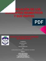 CLASIFICACIÓN DE LOS ELEMENTOS NEUMÁTICOS Y SUS PARTES