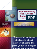 Strategic Management Chap006