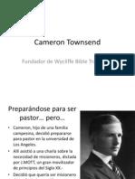 Cameron Townsend