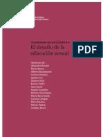 Cuaderno de discusión 4 - El desafio de la educación sexual