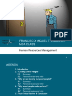 How to Manage Clever People