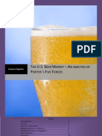 US Beer Market - Group 2 Final
