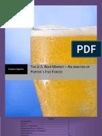 US Beer Market - Group 2 Final