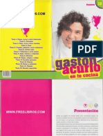 Gaston Acurio Nro. 12 - Postres