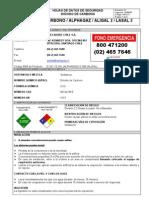 HDS Dioxido de Carbono