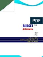 KSAiyar India Budget 2013 F