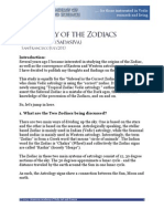 Story of the Zodiac