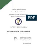Fibra optica (tesis española)