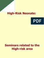 High Risk Neonate