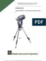 Manual do Telescópio
