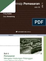 Prinsip PEMASARAN Kotler Ed12 Jld1