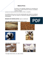 Materia Prima Trabajo de Contab. de Costos 13 Abril 013