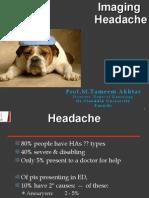 Imaging Headache Final 111008
