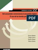Del Consumidor Convencional Al Consumidor Digital