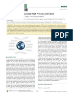 Polyfluorinated Compounds- Past, Present, And Future