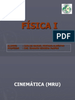 Fisica i Cinematica
