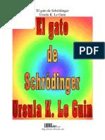 Gato de Schrodinger, El