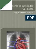 Crecimiento de Cavidades Cardíacas