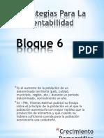 Bloque 6 Estrategias Para La Sustentabilidad