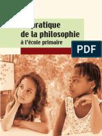 Pratique de La Philosophie