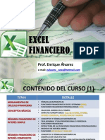 Clase 1 - Excel Financiero