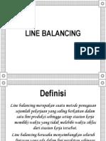 Line Balancing process