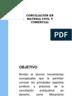 Conciliacion en Materia Civil y Comercial (Wlf)