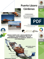 Puerto Lazaro Cardenas Corredores Multimodales y Puertos Secos