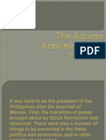 Aquino Administration
