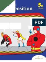Comic Book Composition Workbook