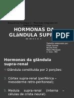 hormonas adrenergicas
