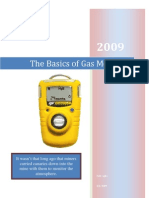 The Basics of Gas Monitors
