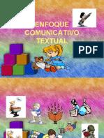 4 Enfoque Comunicativo Textual