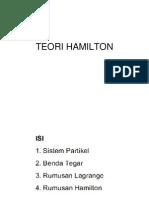 Teori Hamilton