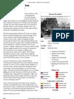 Russian Revolution - Wikipedia, The Free Encyclopedia