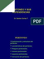 3ra Clase Abdomen - Peritoneo - Dr. Correa