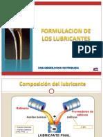 4. FORMULACION DE LUBRICANTES